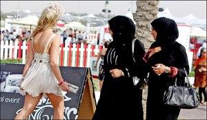 Dubai ladies